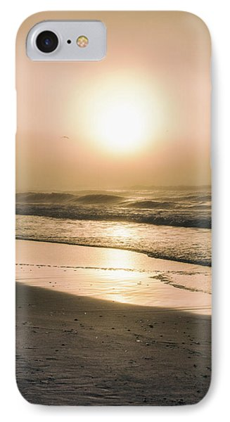 IPhone Case featuring the photograph Sunrise In Orange Beach  by John McGraw