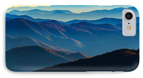 Sunrise In The Smokies IPhone Case by Rick Berk