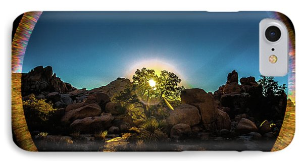 Sunrise Joshua Tree National Park IPhone 7 Case