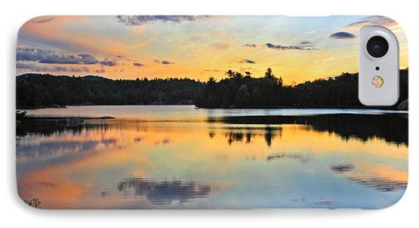 Sunrise Killarney Provincial Park IPhone Case