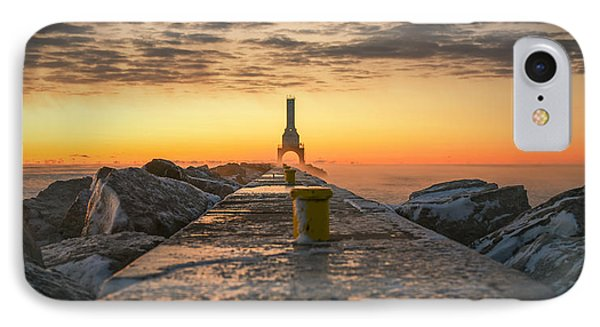 Sunrise Magic IPhone Case by James Meyer