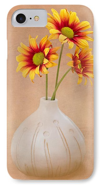 Sunrise Mums IPhone Case by Tom Mc Nemar