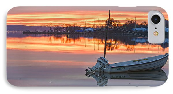 Sunrise On Christmas Day IPhone Case