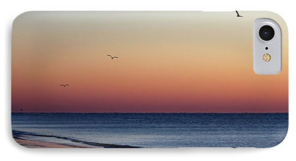 IPhone Case featuring the photograph Sunrise On Hilton Head by Bruce Patrick Smith