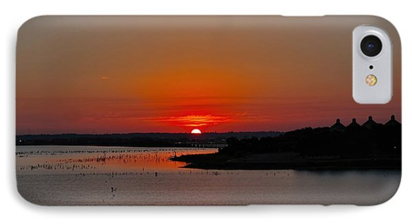 Sunrise On Lake Ray Hubbard IPhone Case