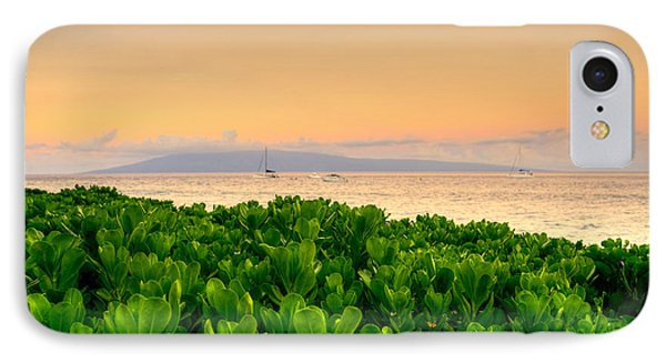 IPhone Case featuring the photograph Sunrise On Maui by Kelly Wade