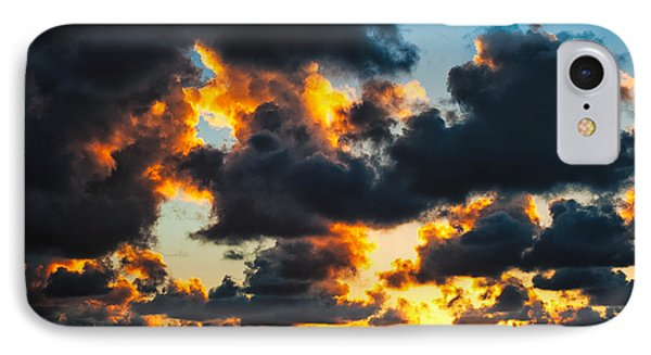 Sunrise On The Atlantic #15 IPhone Case