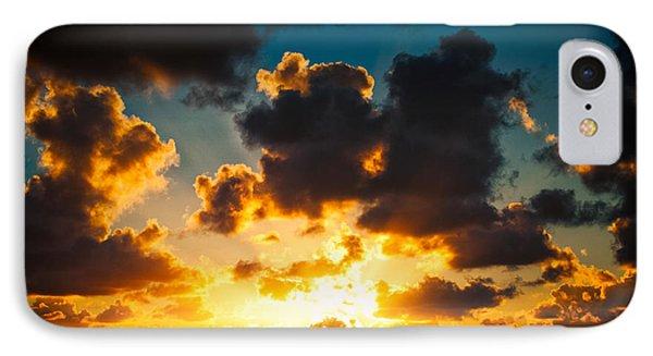 Sunrise On The Atlantic #19 IPhone Case