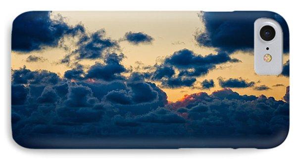 Sunrise On The Atlantic #5 IPhone Case