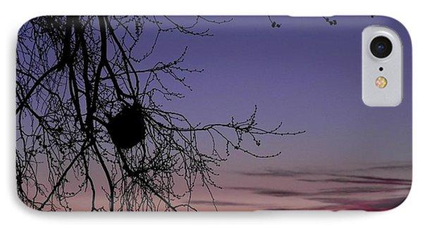 Sunrise On The Colorado Plains Phone Case by Adrienne Petterson