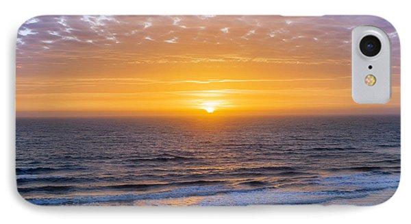 Sunrise Over Atlantic Ocean IPhone Case