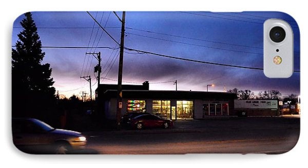 IPhone Case featuring the photograph Sunrise Over Charlie's by Jeanette O'Toole