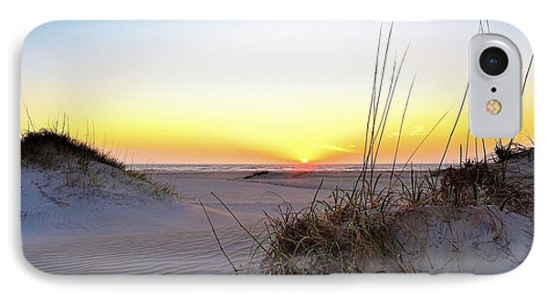 Sunrise Over Pea Island IPhone Case