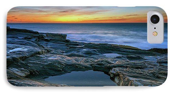 Sunrise Over Pemaquid Point IPhone Case by Rick Berk