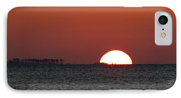 Sunrise Over The Bay 5x7 IPhone Case