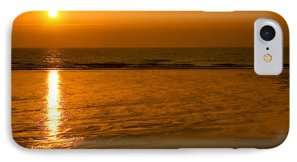 Sunrise Over The Ocean Phone Case by Svetlana Sewell