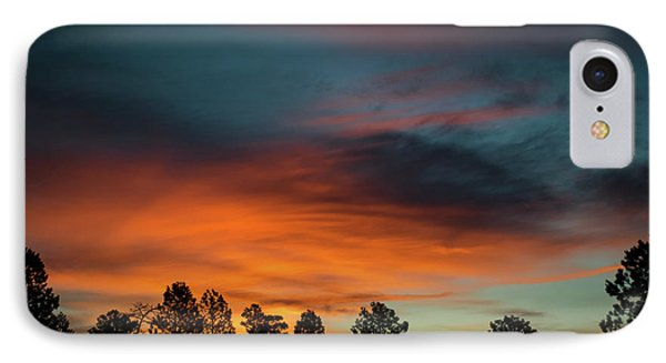Sunrise Over The Southern San Juans IPhone Case by Jason Coward