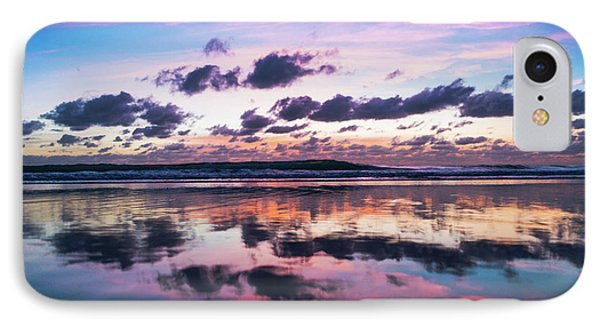 Sunrise Pink Wisps Delray Beach Florida IPhone Case