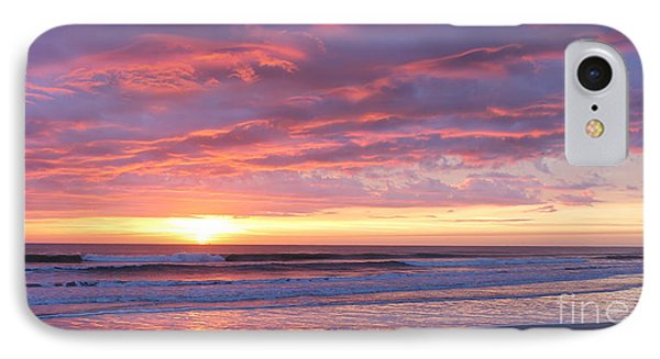 Sunrise Pinks IPhone Case by LeeAnn Kendall