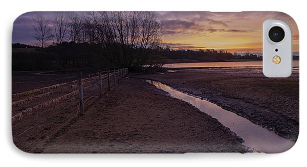 Sunrise, Rutland Water IPhone Case