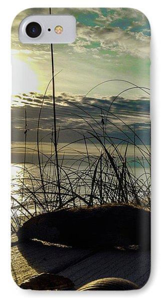 Sunrise Sea Shells IPhone Case