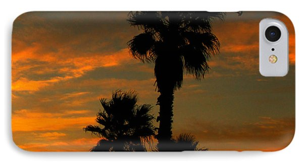 Sunrise Silhouettes IPhone Case by Janice Westerberg