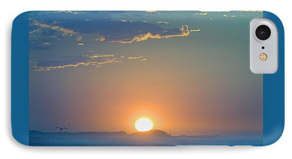 IPhone Case featuring the photograph Sunrise Sky by  Newwwman