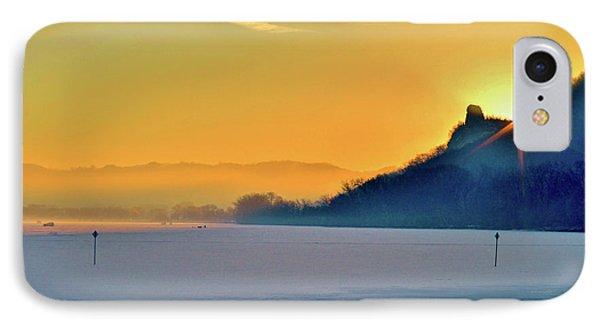 Sunrise Sparkle IPhone Case