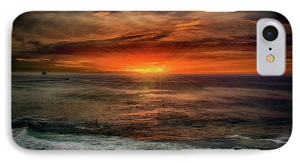 Sunrise Special IPhone Case by Joseph Hollingsworth