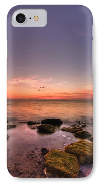 Dawn iPhone 7 Case - Sunrise Wisp by Evelina Kremsdorf