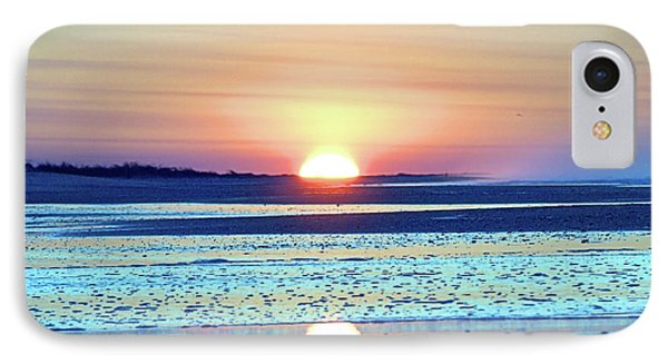 Sunrise X I V IPhone Case by Newwwman