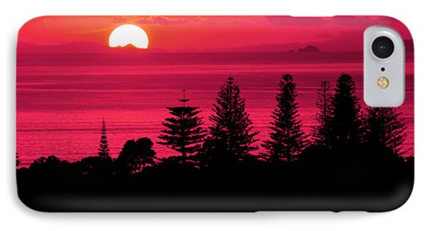 Suns Up IPhone Case by Karen Lewis