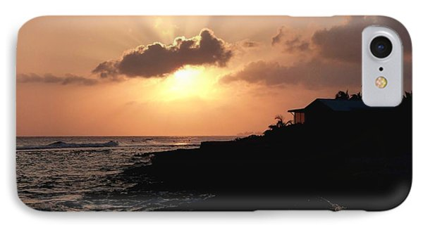 Sunset @ Spotts IPhone Case by Amar Sheow