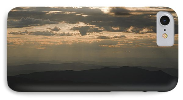 Sunset - White Mountains New Hampshire Usa Phone Case by Erin Paul Donovan
