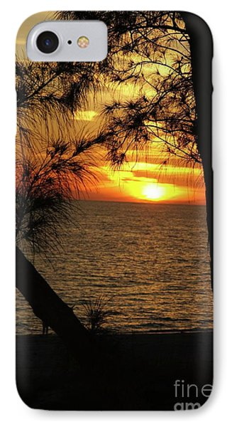Sunset 1 IPhone Case by Megan Cohen