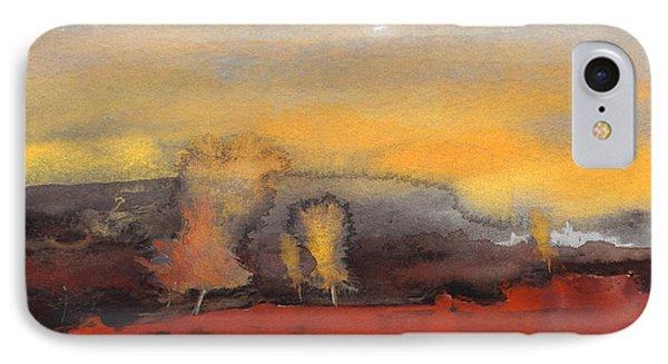 Sunset 23 IPhone Case by Miki De Goodaboom