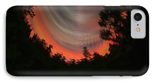Sunset 3 Phone Case by Tim Allen