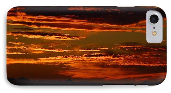 Sunset 5 Phone Case by Jean Bernard Roussilhe