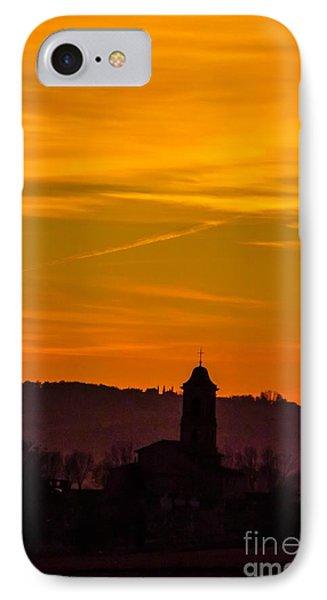 Sunset 6 Phone Case by Jean Bernard Roussilhe