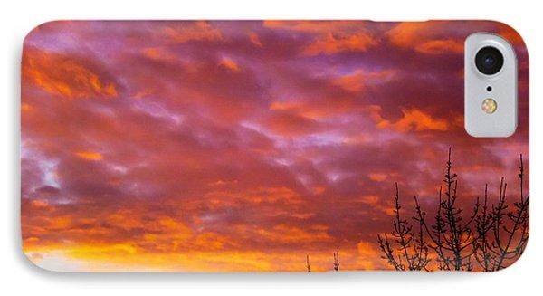 Sunset 7 IPhone Case by Jean Bernard Roussilhe