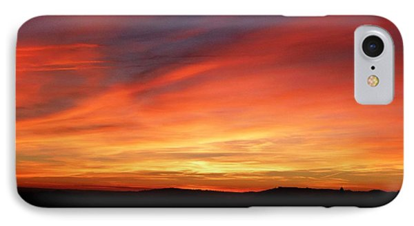 Sunset 9 Phone Case by Jean Bernard Roussilhe
