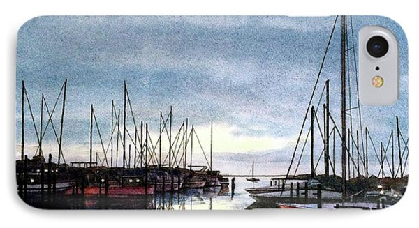 Sunset At Apollo Beach IPhone Case by Janet King