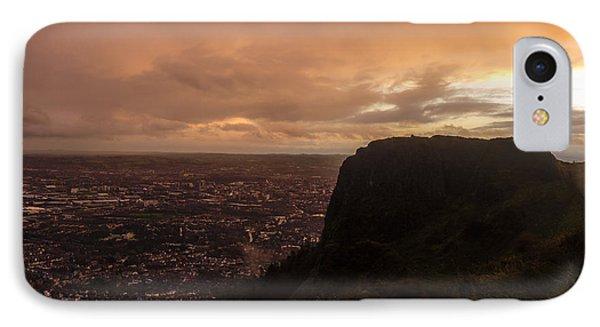 Sunset At Cavehill IPhone Case