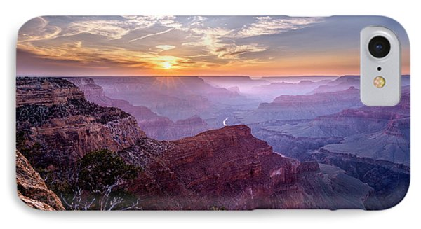 Sunset At Grand Canyon IPhone Case
