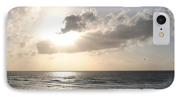 Sunset At Jaffa Beach 17 IPhone Case by Isam Awad