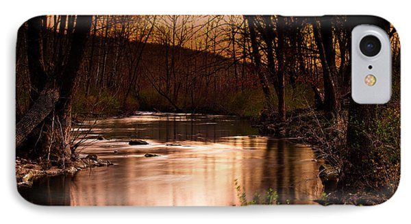 Sunset At King's River Phone Case by Tamyra Ayles
