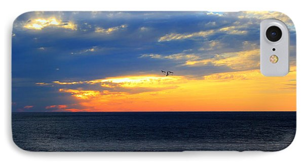 IPhone Case featuring the photograph Sunset At Sail Away by Shelley Neff