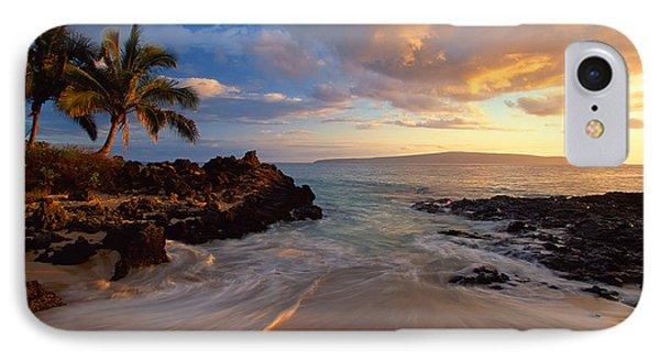 Sunset At Secret Beach IPhone Case