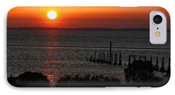 Sunset At St.marks Nwf IPhone Case by Barbara Bowen