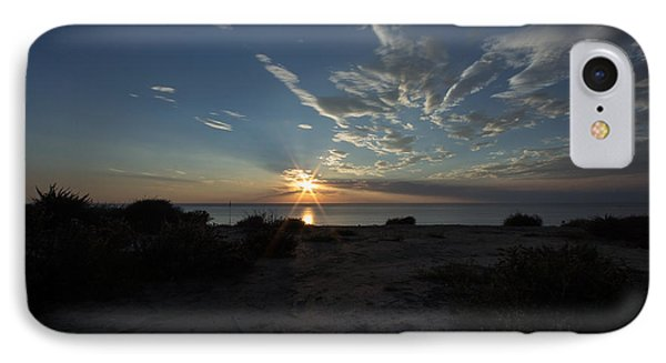 IPhone Case featuring the photograph Sunset At Torrey Pines by Jeremy McKay